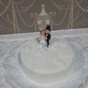 Hochzeitstorte klassisch
