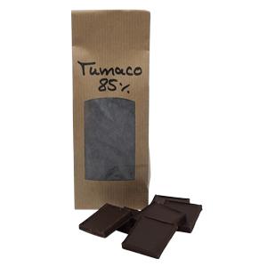 Schokolade aus der Region Tumaco/Kolumbien, eine die ihresgleichen sucht