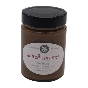 Salz-Karamell-Creme